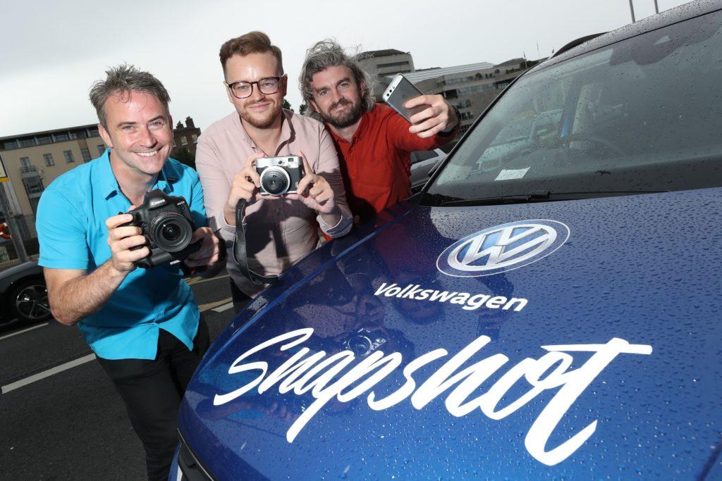 Volkswagen Snapshot Instagram Competition.