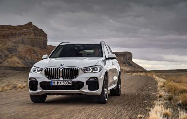 The new BMW X5