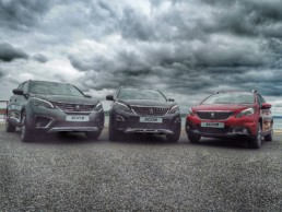 Peugeot is Ireland's fastest growing car brand in Ireland in 2018