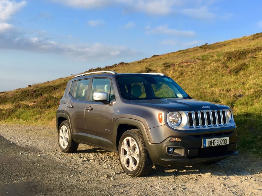The 2018 Jeep Renegade