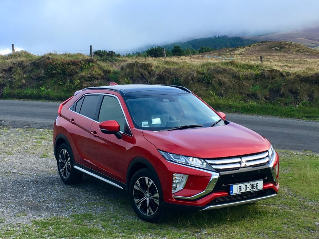 The 2018 Mitsubishi Eclipse Cross