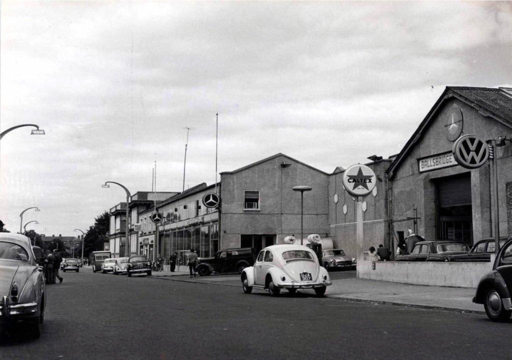 Shelbourne Road Site