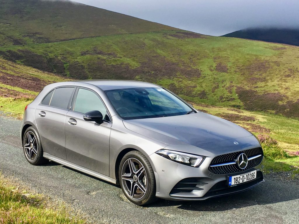 The 2018 Mercedes-Benz A-Class