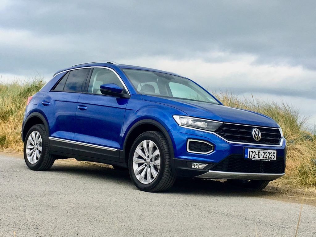 The 2018 Volkswagen T-ROC