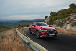 The 2018 Mazda CX-3