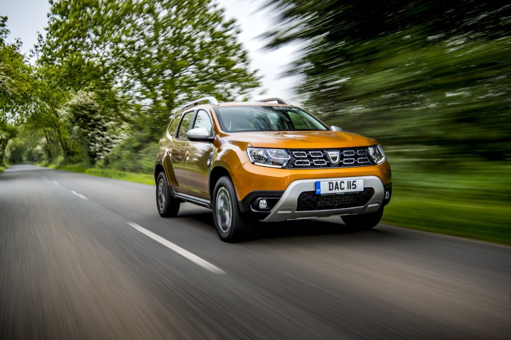 The 2018 Dacia Duster has arrived in Ireland!