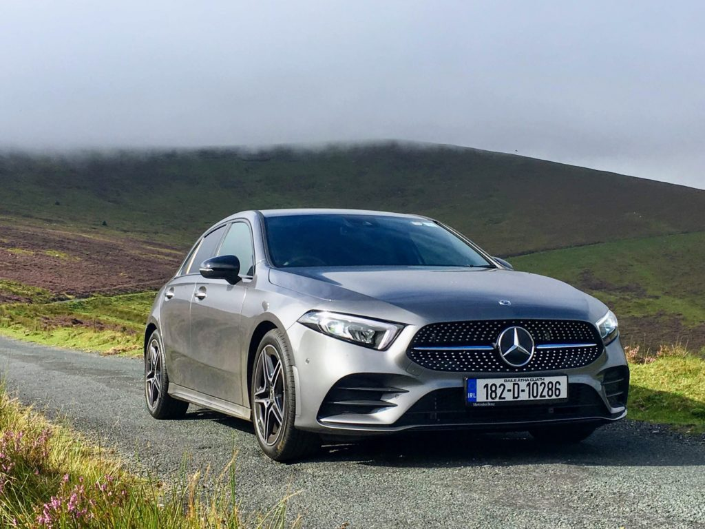 The new Mercedes-Benz A-Class sets new standards in the premium hatchback class