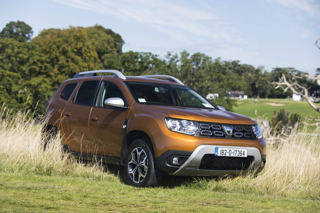 The Dacia Duster offers great value in the compact SUV segment