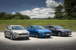 Pricing announced for 191 Ford Focus range