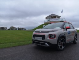 The new Citroen C3 Aircross will be used for driver training