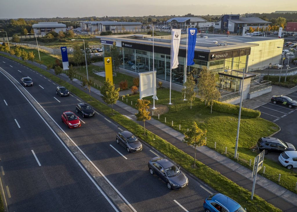 Windsor Renault & Dacia Airside North Dublin