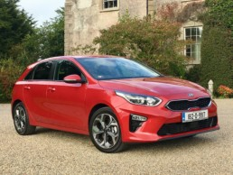 The 2018 Kia Ceed on sale in Ireland now