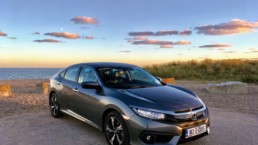 The new Honda Civic Sedan