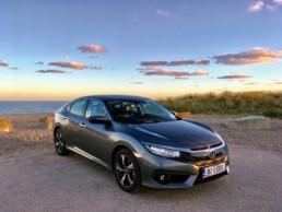 The new Honda Civic Sedan