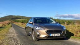 The 2018 Ford Focus has arrived in Ireland