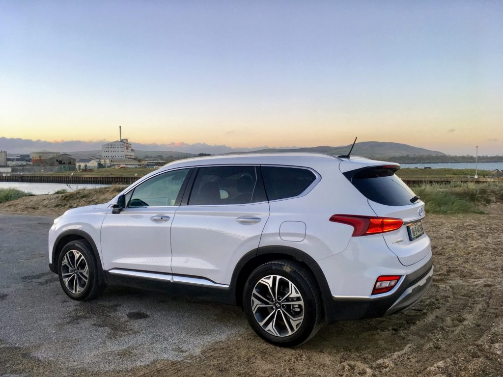 The Hyundai Santa Fe remains a highly desirable family SUV