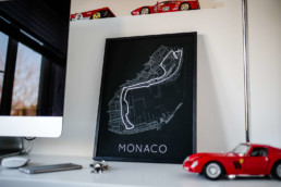 Rear View Prints sells a selection of cool and stylish car art prints