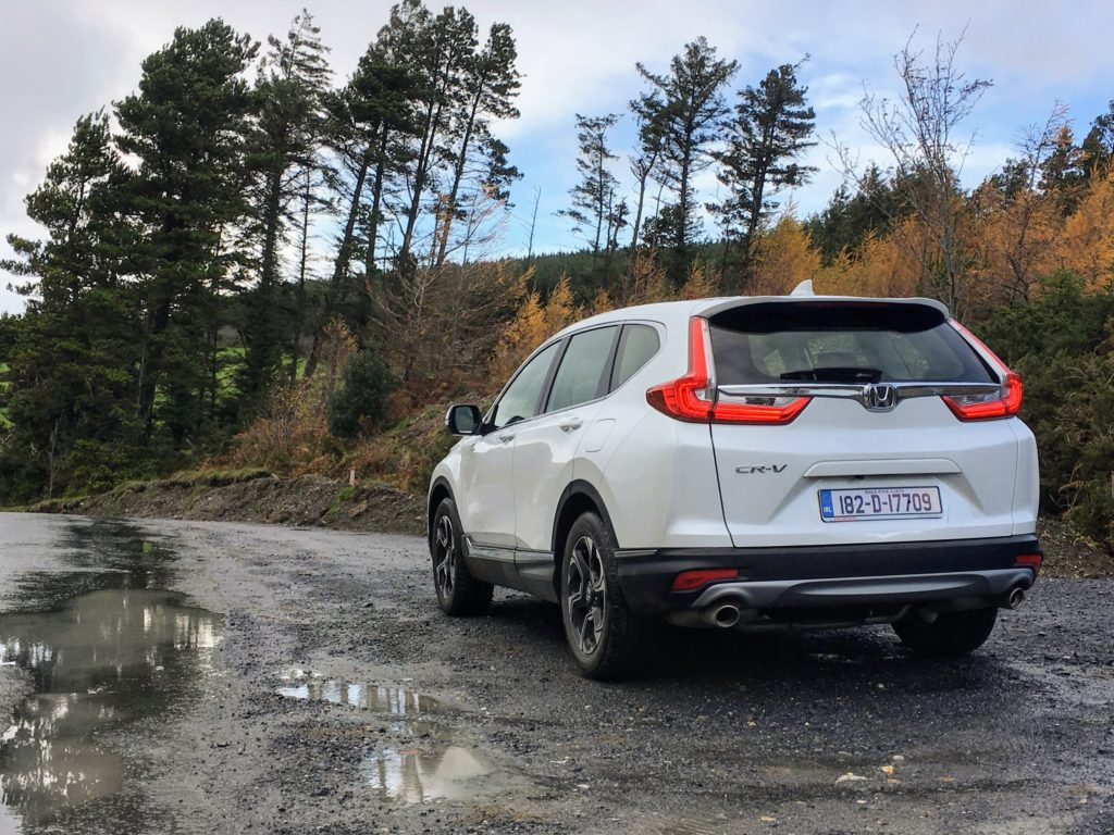 The Honda CR-V is a formidable family SUV