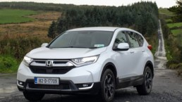 The new Honda CR-V is now on sale in Ireland