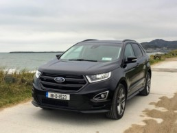 The new Ford Edge ST-Line