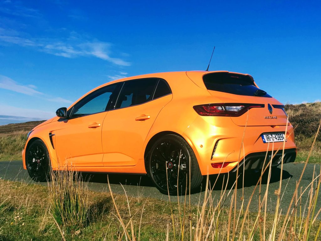 The Renault Mégane R.S. is wickedly fast and fun!