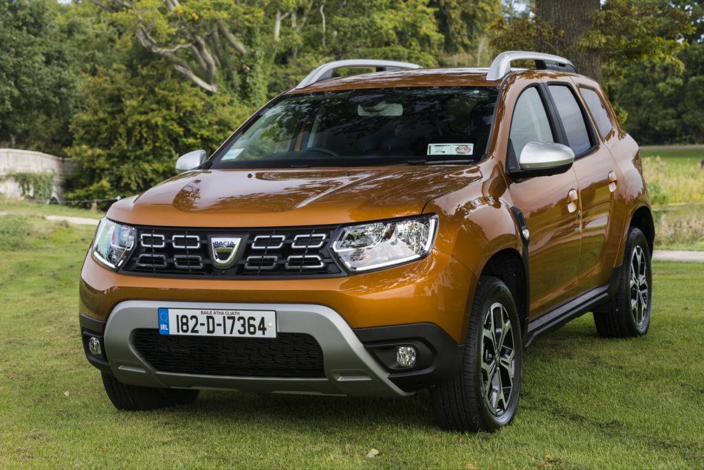 Menapia Motors in Wexford has opened a new standalone Dacia showroom