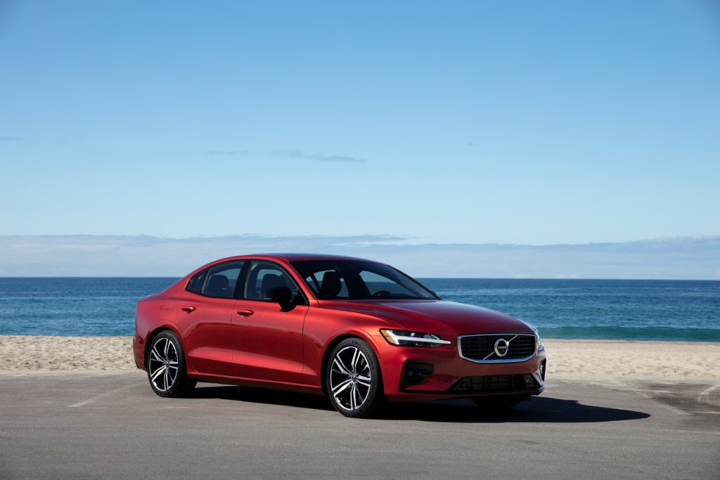 The new Volvo S60