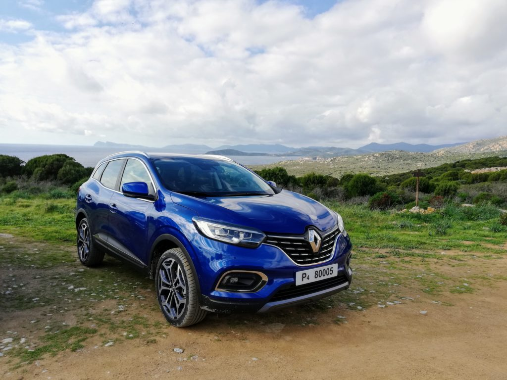 The updated Renault Kadjar coming to Ireland in January 2019