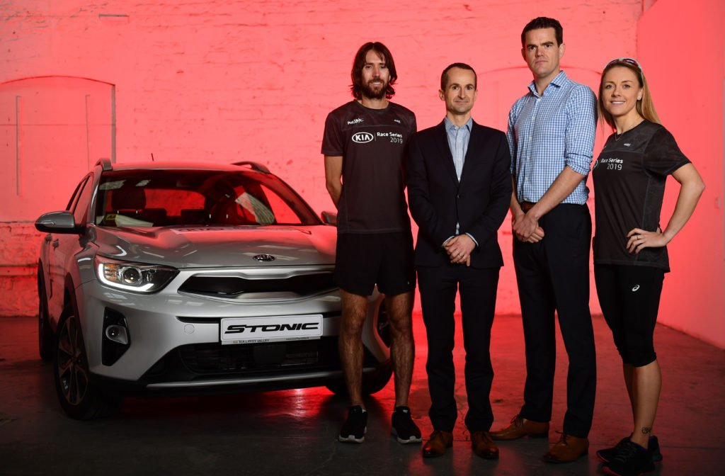 Launch of the Kia Race Series 2019