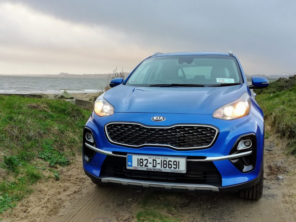The Kia Sportage is still a practical and desirable family SUV