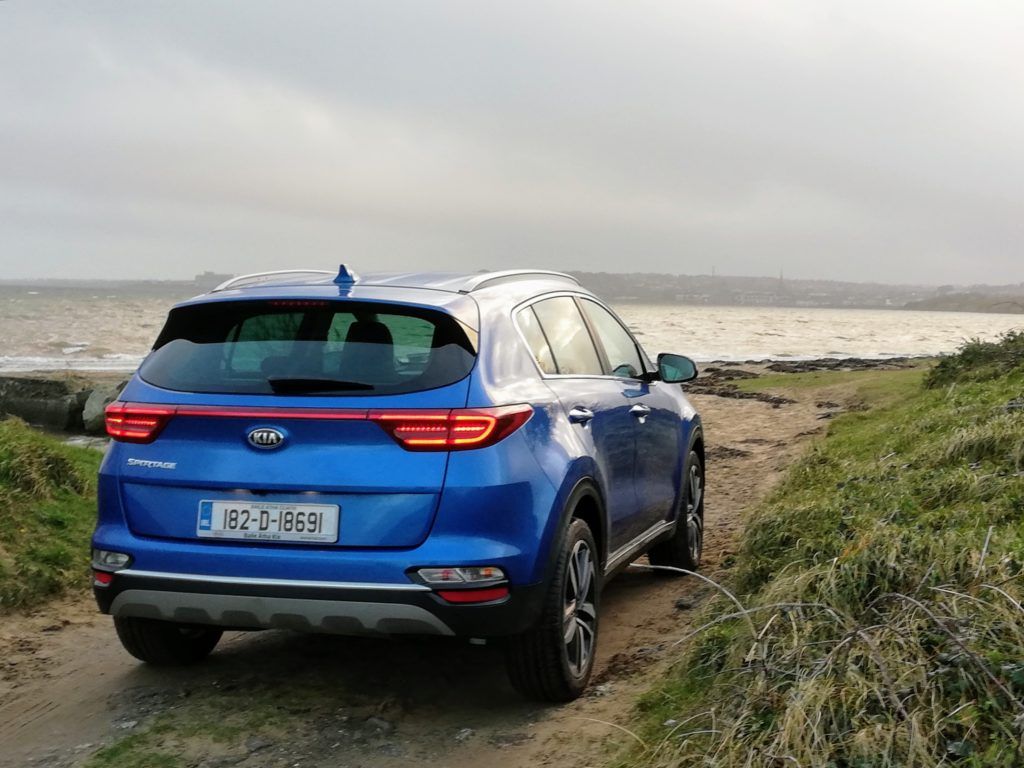 The 2019 Kia Sportage has a new 1.6-litre diesel engine