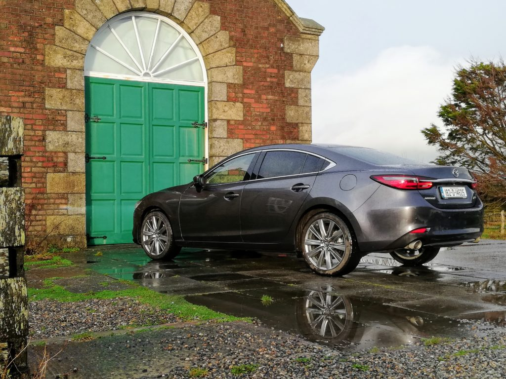 The new Mazda6 has some changes to the styling, interior, equipment, engines, suspension and sound proofing