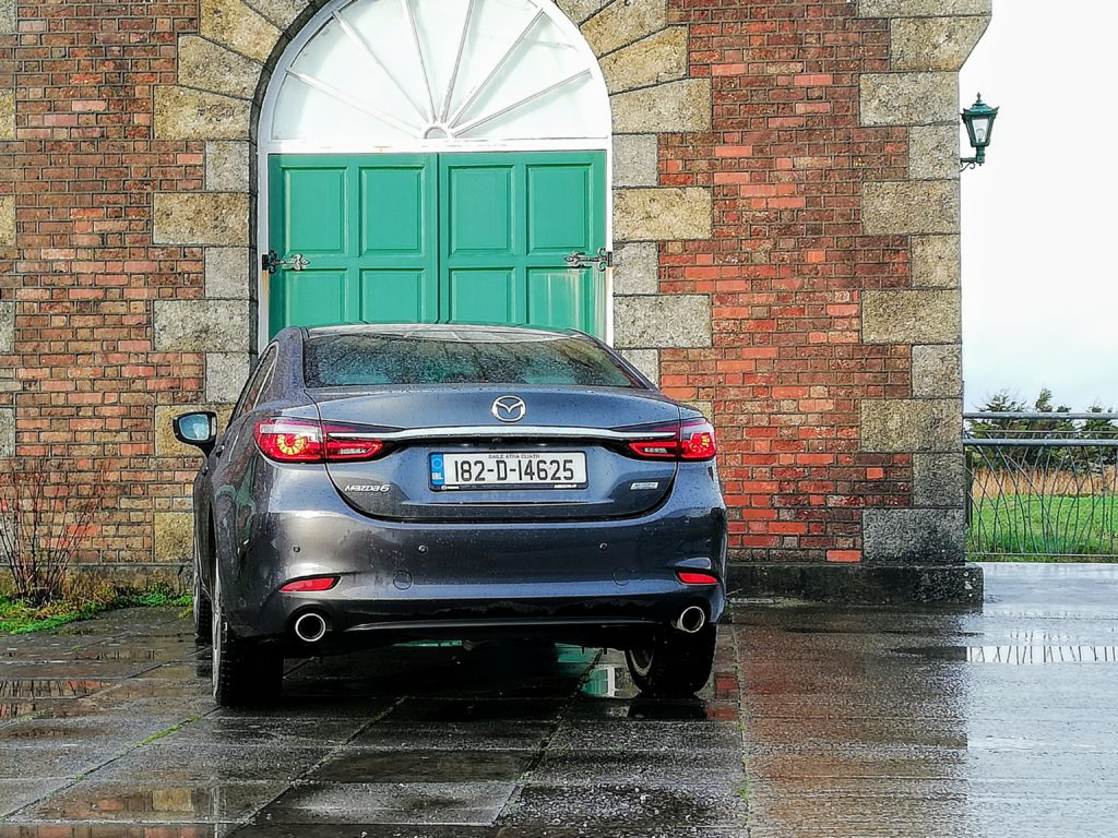 The Mazda6 is the one for posh cabin ambience and driving fun