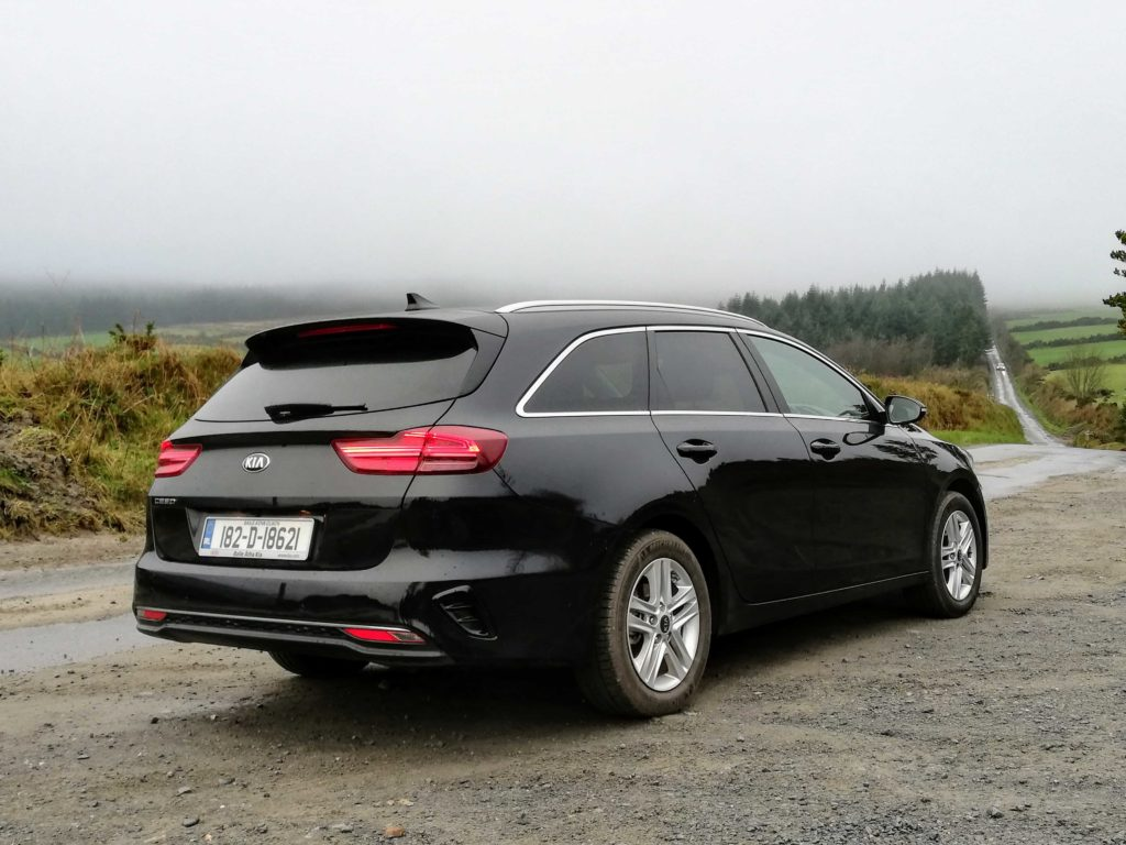 The Kia Ceed SW goes on sale from €25,295