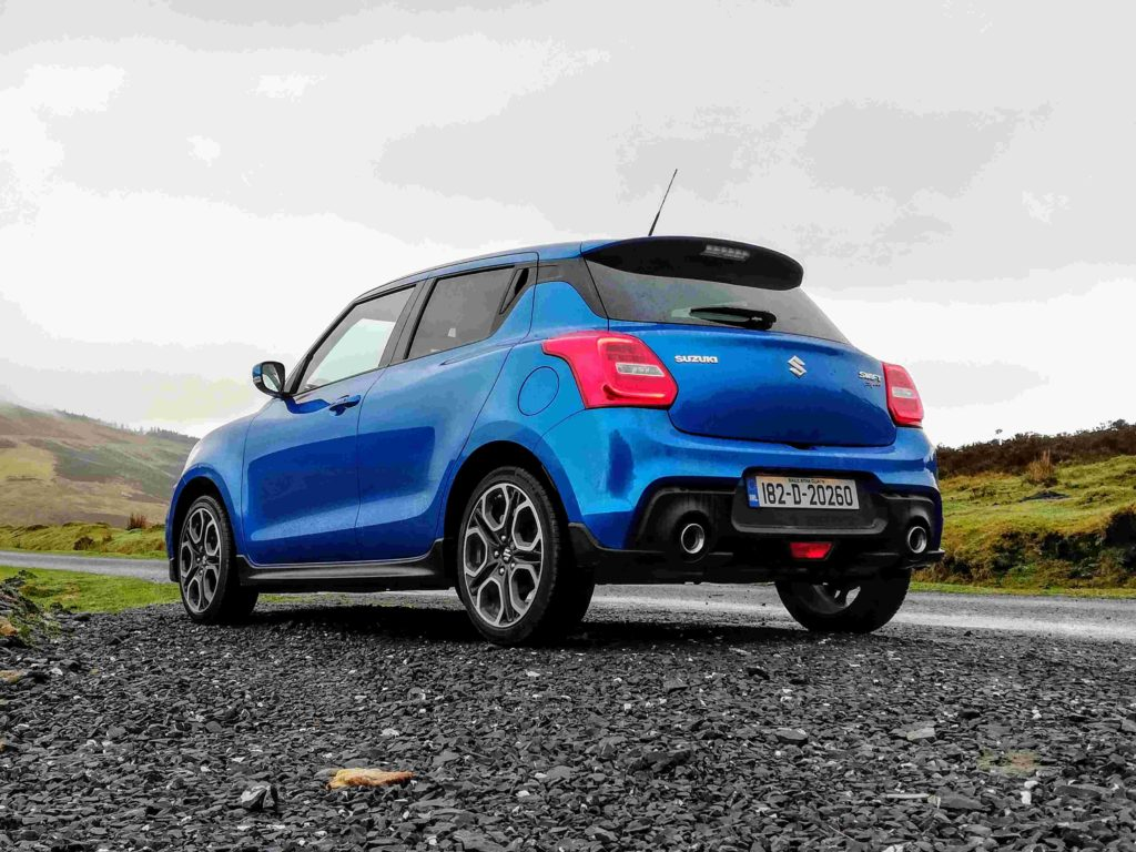 2019 Suzuki Swift Sport 1.4 Boosterjet Review - Changing Lanes