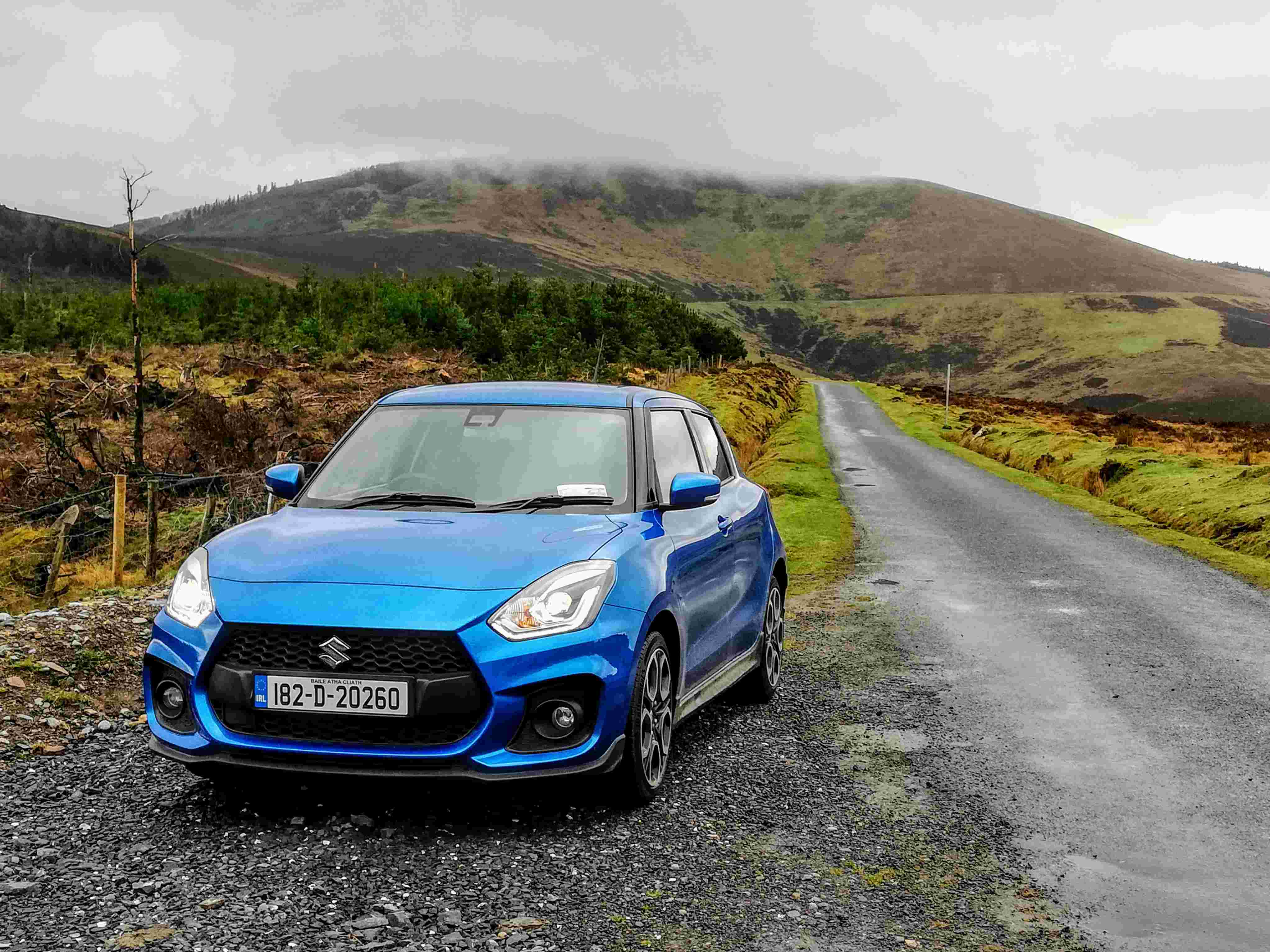 2019 Suzuki Swift Sport 1 4 Boosterjet Review - Changing Lanes