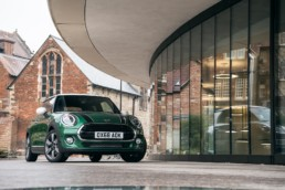 The new MINI 60 Years Edition