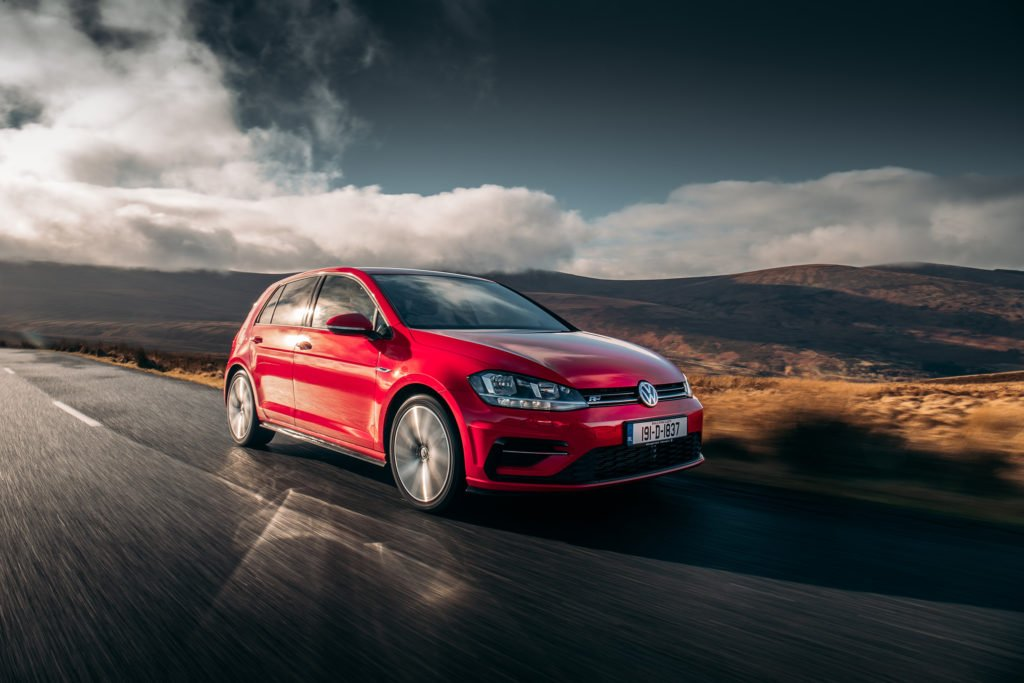 The Volkswagen Golf 1.5-litre TSI