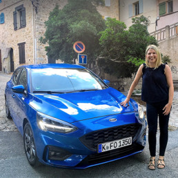Caroline-and-the-Ford-Focus