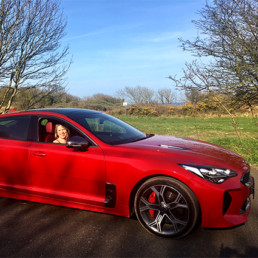 Caroline-and-the-Kia-Stinger-GT