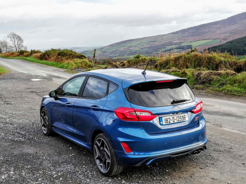 The Ford Fiesta ST goes on sale from €25,277 in Ireland