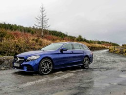 The new Mercedes-Benz C-Class Estate