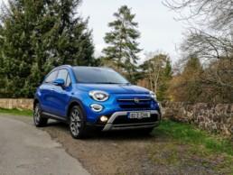 The new Fiat 500X