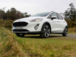 The new Ford Fiesta Active