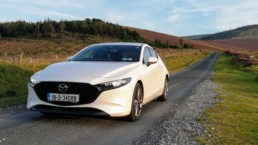 The new Mazda3 is now on sale in Ireland priced from €26,295
