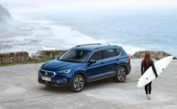 The new SEAT Tarraco has just arrived in Ireland