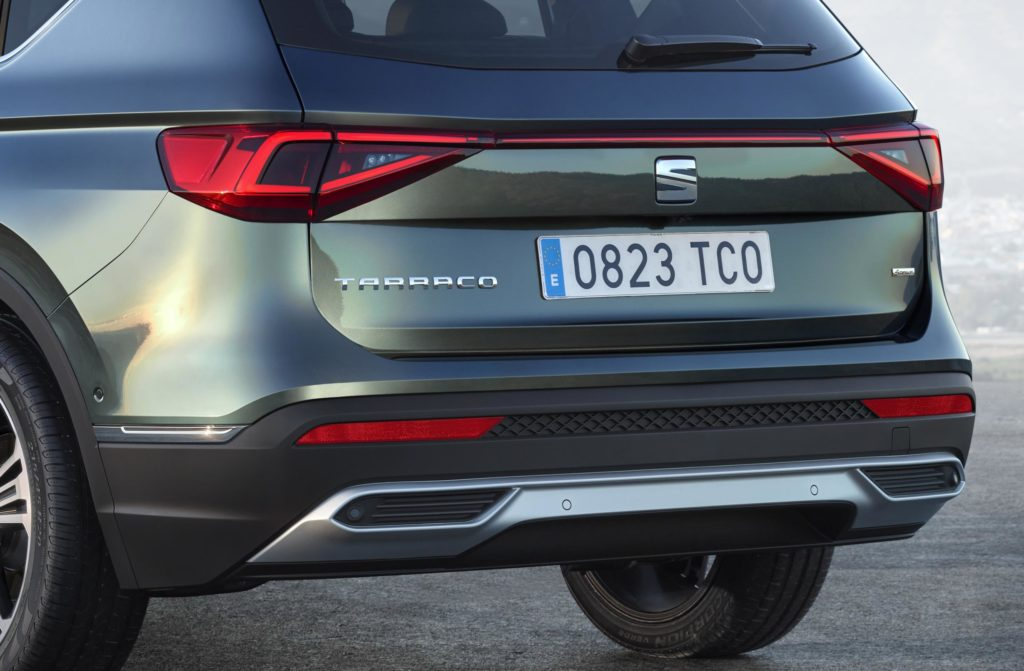 The SEAT Tarraco goes on sale in Ireland priced from €34,700