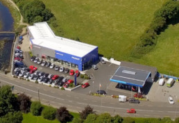 Adams of Glin celebrates 50 years with Peugeot