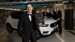 Volvo XC40 Irish Car of the Year