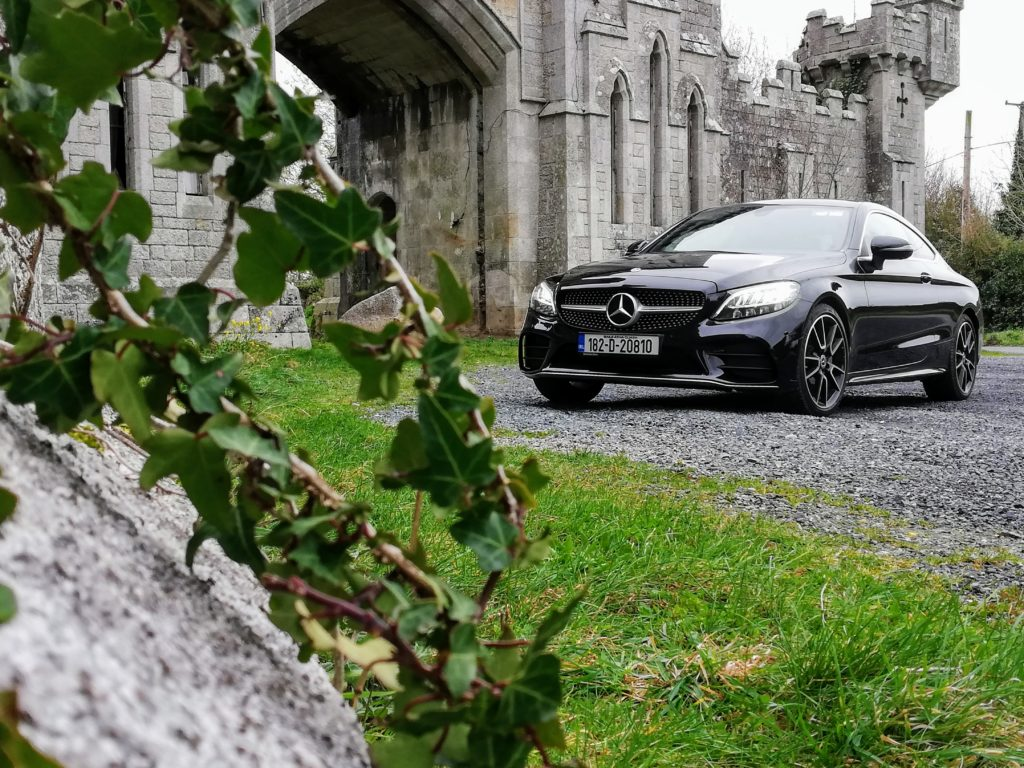 The Mercedes-Benz C-Class Coupé is a prestigious and desirable coupé